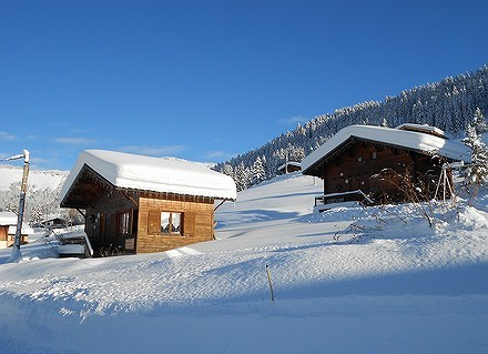 Chalets ancenay